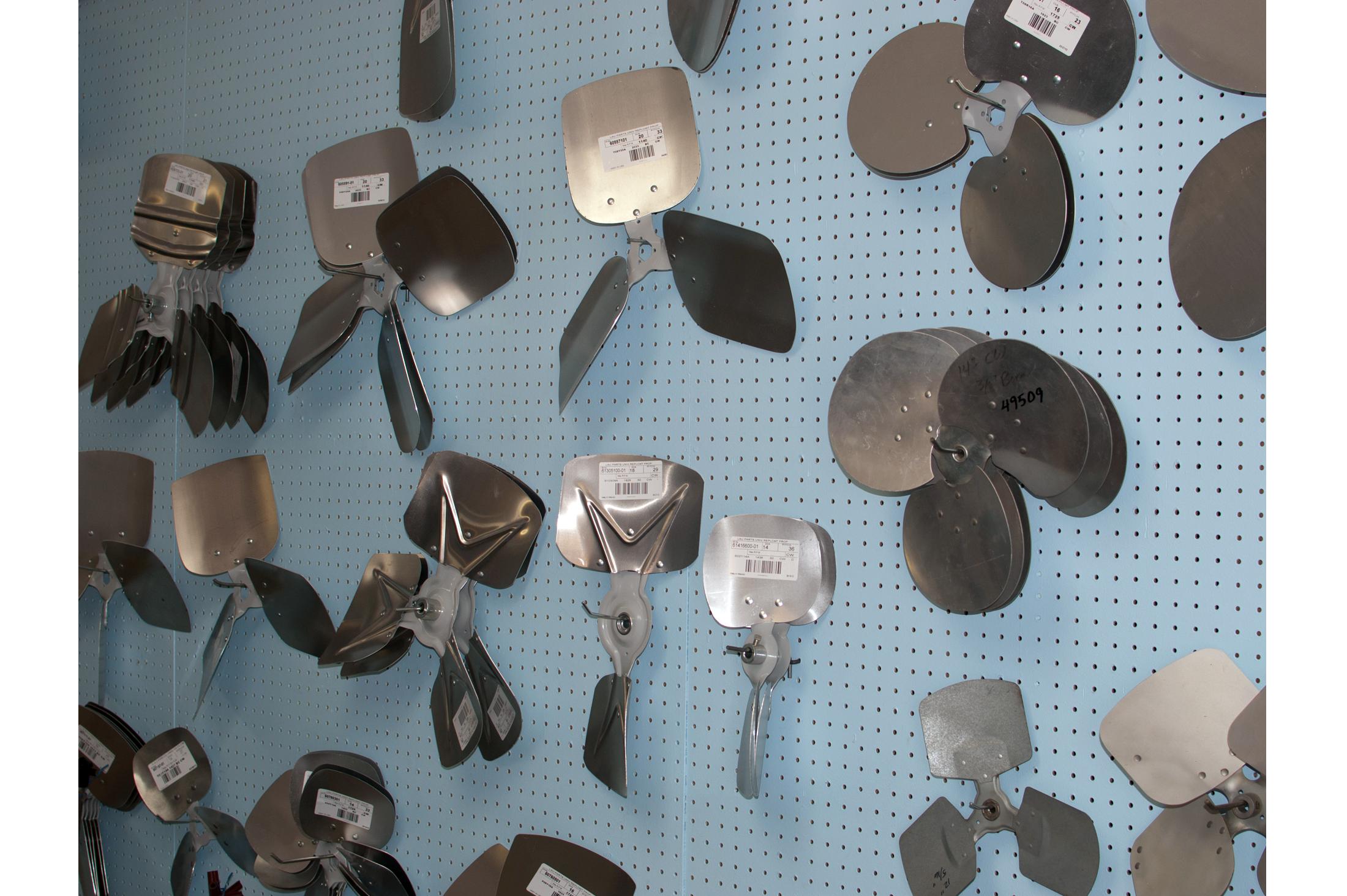 Large Fan Blades : Dock de icer saver thermostat motors pumps sump